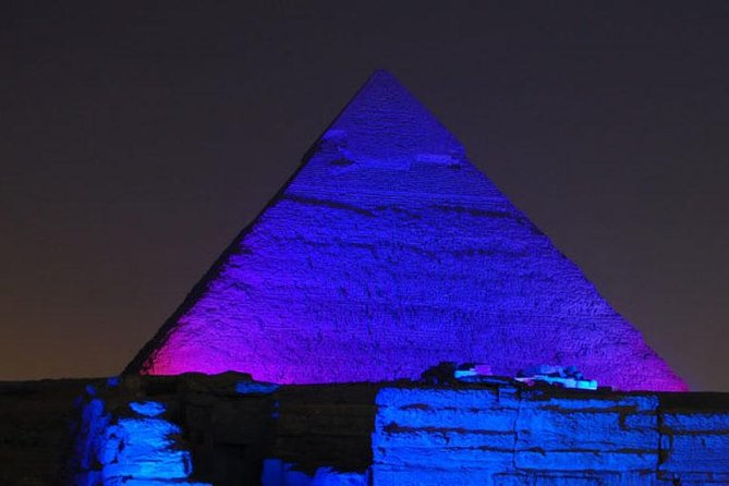 Sound and Light Show at Giza Pyramids photo 2