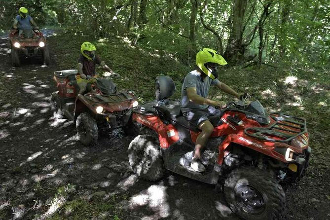 Quad Bike Tour From Telavi (Hard)
