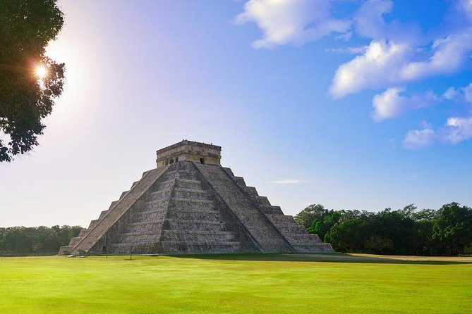 CHICHÉN ITZÁ TOUR DELUXE, Cenote, Buffet (All inclusive and no hidden fees)
