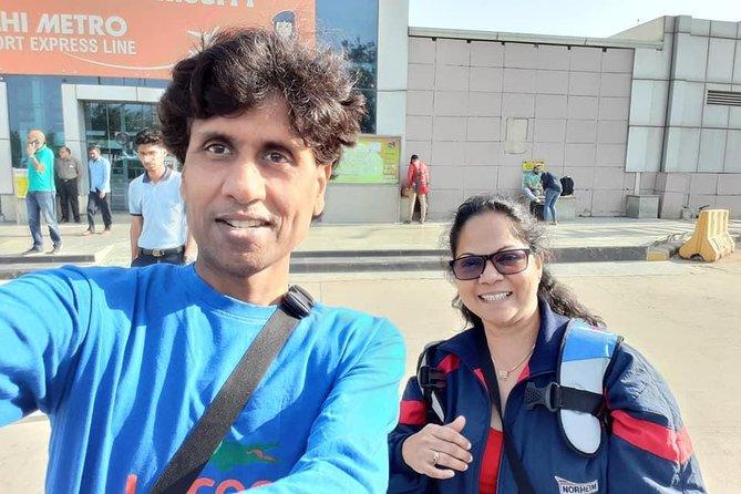 Tour of Delhi
