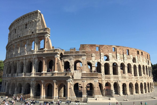ROME: Colosseum very fast access and 48 Hours Hop-on Hop-Off bus