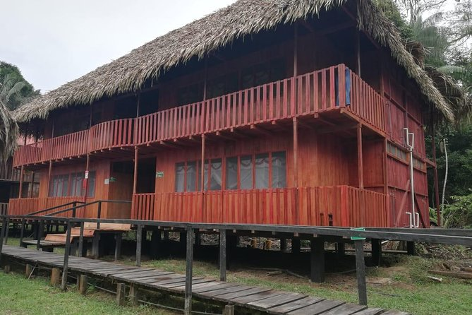 Cuyabeno Dolphin Eco-lodge 4 Days