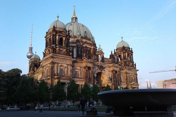 Berlin Highlights half day tour