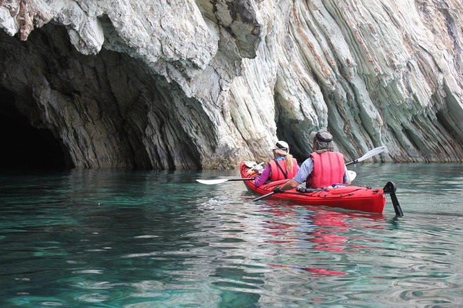 Full day guided Kayak, Snorkeling & Beaches of Lefkada Private tour photo 10