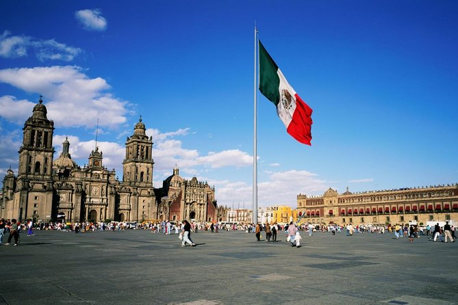Historic Center of Mexico City Walking Tour