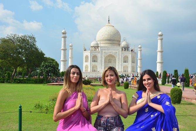 4 Day Mini Golden Triangle India Private Tour