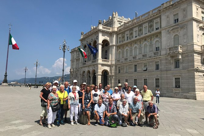 Trieste guided tour / walking tour in Trieste