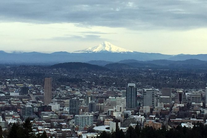 Discover Portland Half-Day Small-Group City Tour