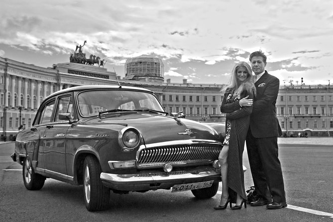 3 Hour Photo Shoot Tours St. Petersburg, Russia
