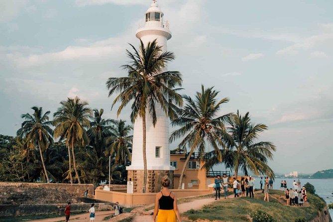 Galle City Tour From Colombo, Negombo & BIA Katunayaka