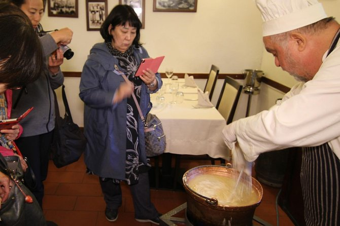 Cooking experience in the heart of Abruzzo: learn to make La polenta Rognosa