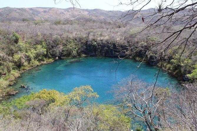Tour to Cenotes de Candelaria and Hoyo Cimarrón