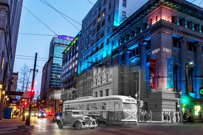 Vancouver: Stories of Granville Street