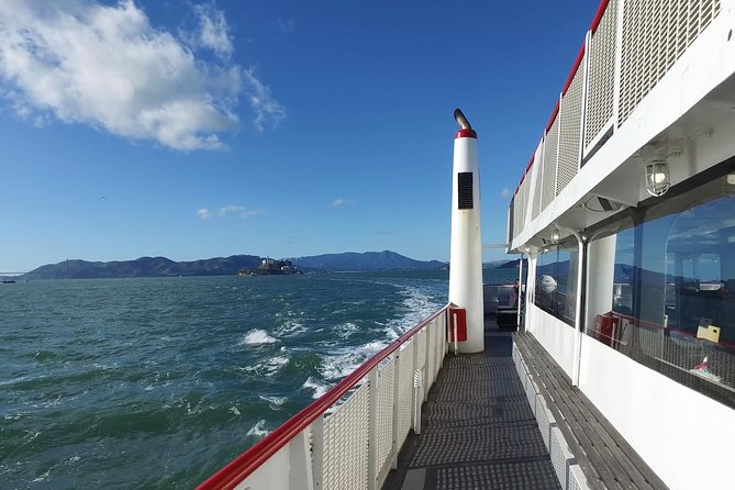 City Tour with Bay Cruise Highlights of San Francisco by Land and Sea!