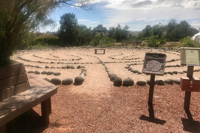 Sedona Medicine Wheel, Labyrinth Peace, and Healing Tour
