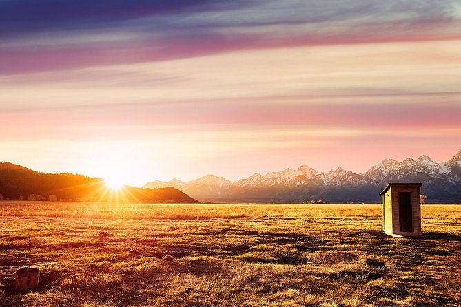 Take a Sunset Tour of Grand Teton National Park