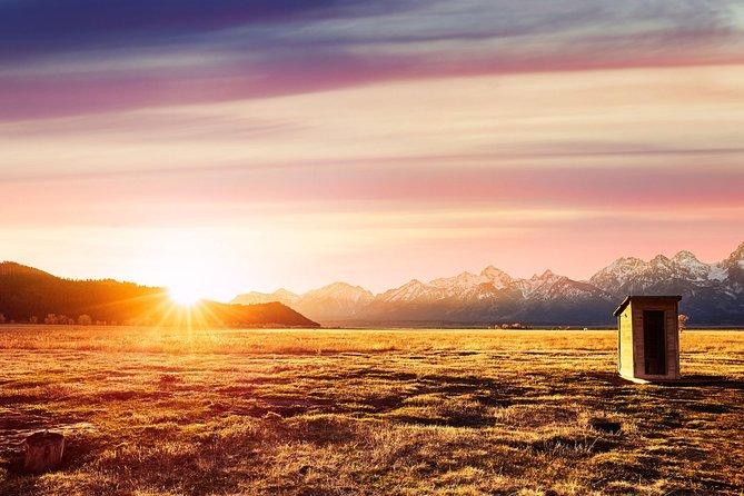 Sunset Tour of Grand Teton National Park