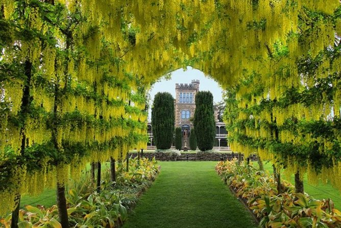 Larnach Castle & Gardens Tour from Dunedin
