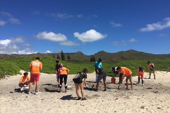 Ka'iwi Scenic Shoreline Restoration Days photo 7