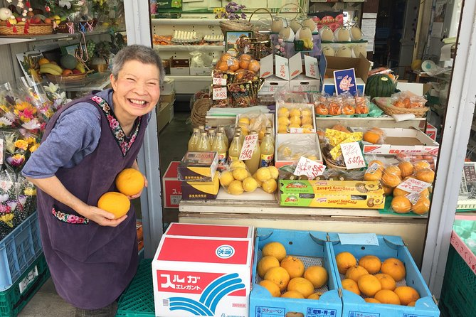 Mt Fuji Local Food and Culture Ecotour