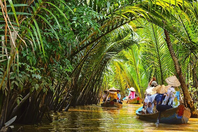 Cu Chi Tunnels & Mekong Delta Full Day Tours