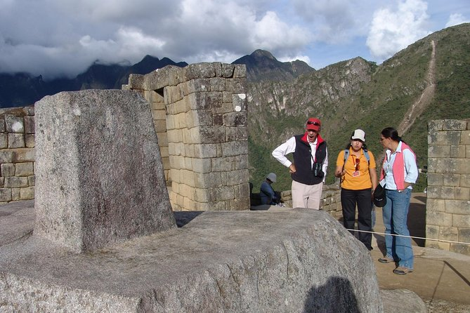 Machu Picchu Full-Day Tour with First Class Train Ride