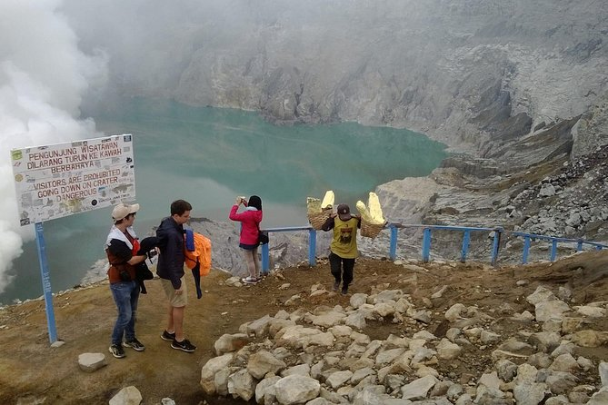 Cheap price for Bali to blue fire tours Ijen - back to Bali 1 day