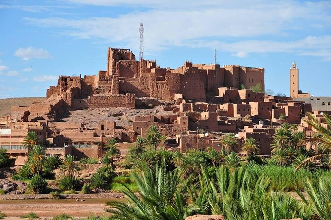 4 Days 3 Nights tour from Marrakech end up in Marrakech via Merzouga Desert