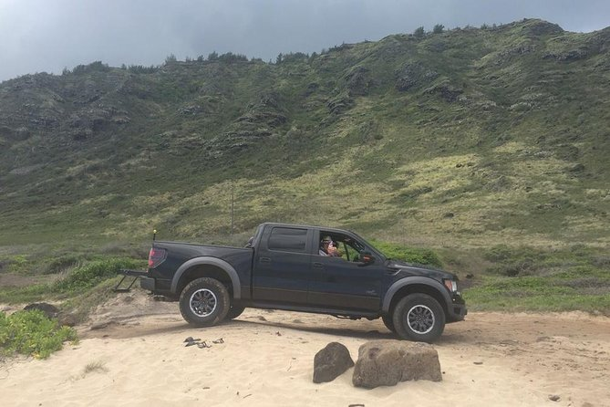Oahu North Shore Off Road Tour 2020