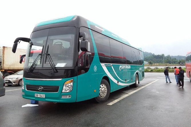 Bus Hanoi - Sapa (38 beds one-way)