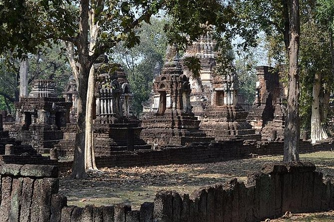 Sukhothai Historical Park Day Trip from Chiangmai