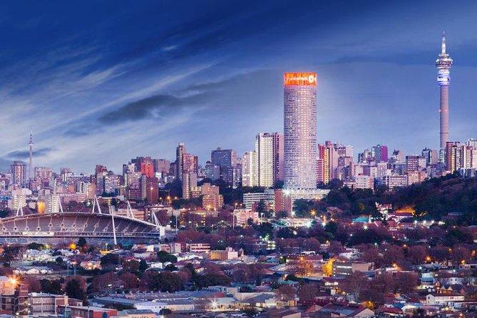 Johannesburg City of Gold Tour