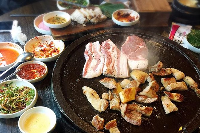 Private Two-day Jeju And Seogwipo Tour with VIP Nanta Show, Local Cuisine Dinner