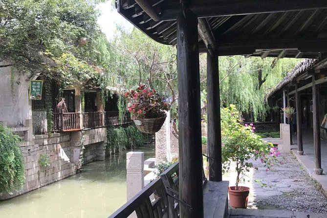 Water Town of Fengjing and Private Bounded Feet Museum photo 4