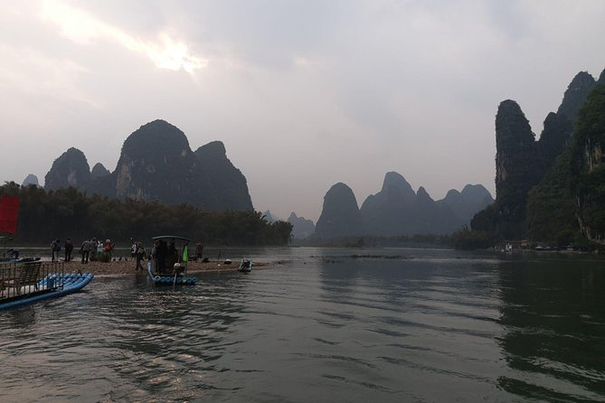 Yangshuo Silver cave & Short Li-River cruise from Xingping Private Day Tour photo 2
