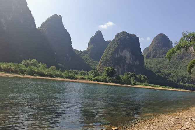 Yangshuo Silver cave & Short Li-River cruise from Xingping Private Day Tour photo 8