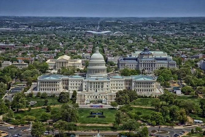 Washington DC Self-Guided Audio Tour
