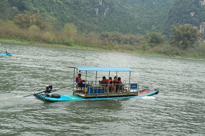 Yangshuo Silver cave & Short Li-River cruise from Xingping Private Day Tour photo 9
