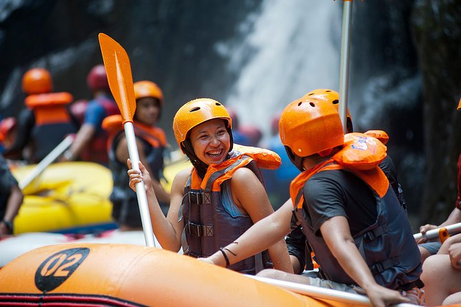 White Water Rafting & Balinese Aromatherapy Massage