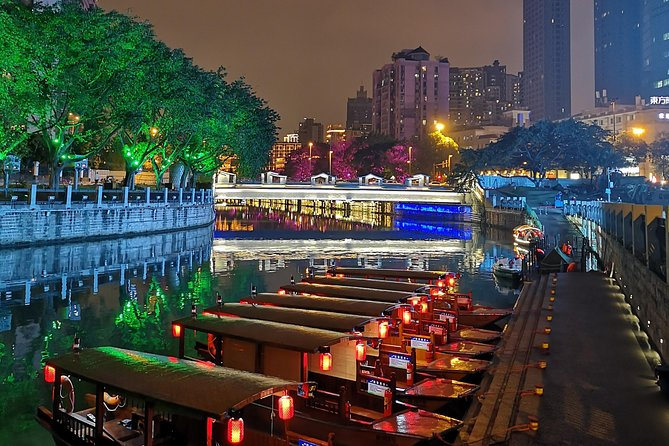 Hidden Taste of Chengdu -- A Walking Tour and Night Boat Trip in Chengdu photo 1