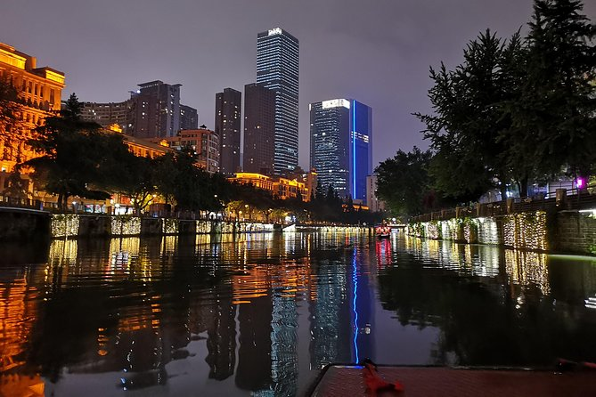 Hidden Taste of Chengdu -- A Walking Tour and Night Boat Trip in Chengdu photo 10
