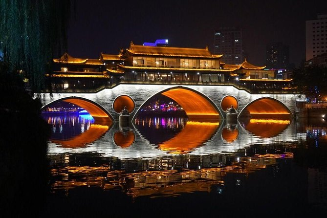 Hidden Taste of Chengdu -- A Walking Tour and Night Boat Trip in Chengdu photo 11