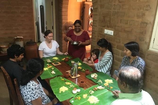 South Indian Home Cooking Session