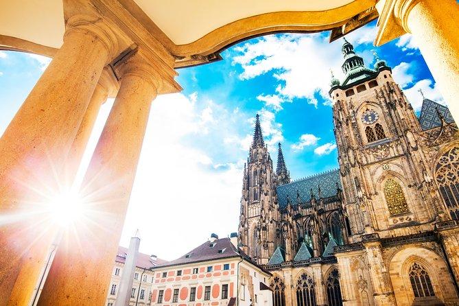 Prague Castle: Introduction & Tickets