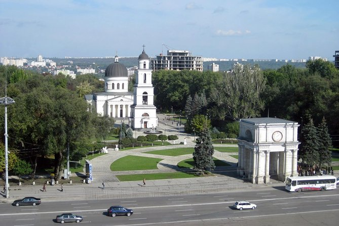 Chisinau tour