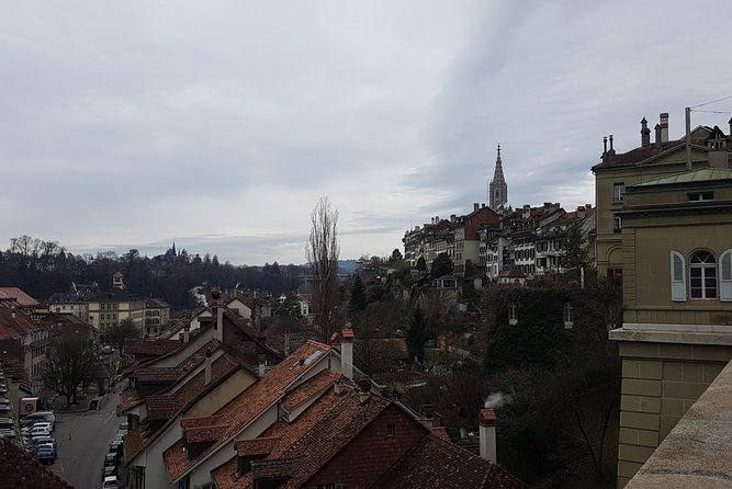 Bern Capital City Small Group Tour from Zürich
