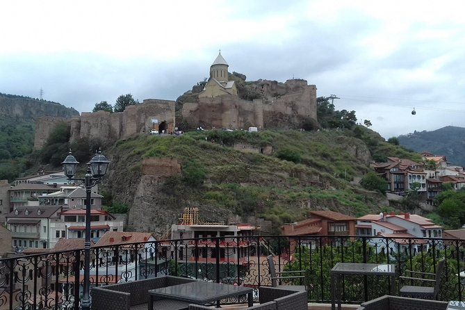 Tbilisi Economy One-Day Tour with Wine Tasting