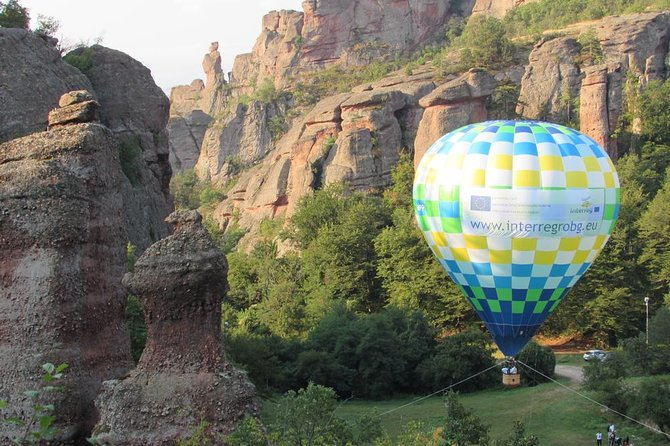 Balloon Flight over Belogradchik Rocks & a Bicycle Tour around the Fortress