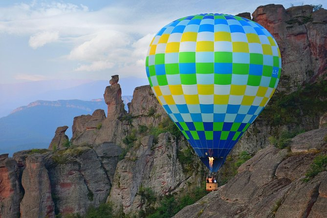 Hot Air Balloon Bungee-Jump Experience over the Legendary Belogradchik Rocks photo 7