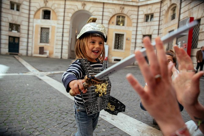 From Gladiators to Gelato: A Must-Do Private Family Tour
